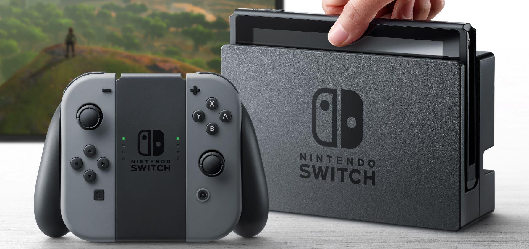 【NX】任天堂新型ハード「Nintendo Switch」発表!!!